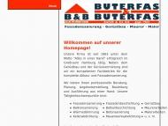 Bild Webseite Buterfas & Buterfas Hamburg