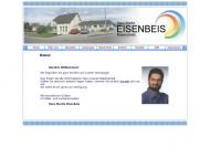 Website Hans Martin Eisenbeis