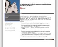 Bild Webseite Zimmermann-Immobilien Magdeburg