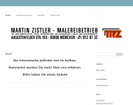 Website Zistler Martin Malereibetrieb