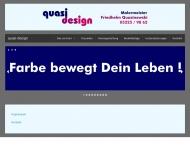 Website Malermeister Quasinowski