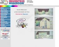 Bild Webseite  Wahlbach