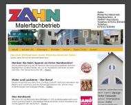 Bild Zahn Markus Malerfachbetrieb