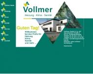 Vollmer - Heizung - Klima - Sanit