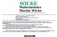 Bild Wicke Malerwerkstatt GmbH