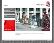 Bild Webseite Malermeister Wiese Hamburg