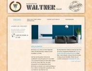 Bild Webseite Malerbetrieb Waltner Frankfurt