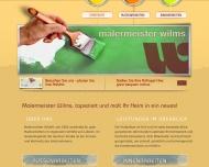 Website Hans-Joachim Wilms