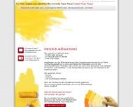 Bild Webseite  Kuppenheim