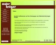 Bild Krüger Jürgen Malerbetrieb
