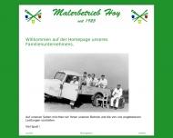Bild Webseite  Friedland