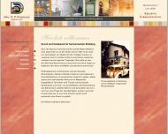 Bild Webseite Joh.H.P. Dammann Hamburg