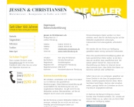 Website Jessen & Christiansen