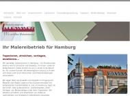 Bild Webseite Klemmer Hamburg