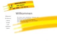 Bild Webseite Clausen Dirk Malermeister Hamburg