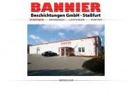 Bild Bannier Beschichtungen GmbH