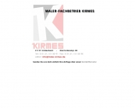 Bild Kirmes Maler-Fachbetrieb GmbH