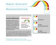Bild Webseite Malerei Gaevert Hamburg