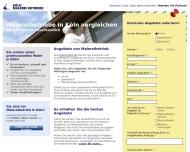Website Bruno Wellmann Malerwerkstätten