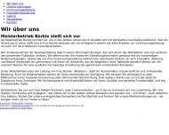 Maler in Rheinstetten - Malerbetrieb B?rkle