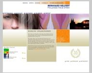 Bild Webseite Helgert Malerbetrieb Köln