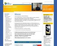 Bild Webseite V. Lehmann-Alarm- u. Komforttechnik Berlin