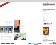 Bild Webseite Heckenkamp & Epe Malerwerkstätten Köln