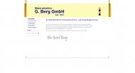 Bild Webseite Malerwerkstätte G. Berg Kerpen
