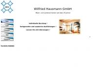 Bild Malerbetrieb Wilfried Hausmann GmbH