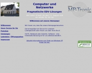 Website MP-Tronic