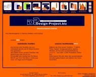 Bild Webseite Design Project Dessau-Roßlau