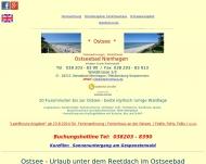 Website Altes Forsthaus - Ferienanlage
