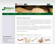 Bild Hofmeister Holzwaren GmbH