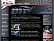 Website Autopflege GT Service