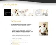Bild Zahnarzt Dr. A. Schumacher