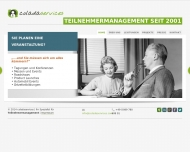 Bild Webseite coladaservices München