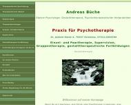Bild Andreas Büche Psychotherapeutische Praxis