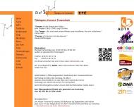 Website ADTV Tanzschule Olaf S. - Tanzen am Europaplatz