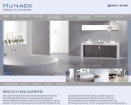 Website Munack UG
