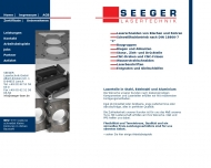 Bild SEEGER Lasertechnik GmbH