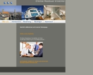 Website Christian Moosbauer Immobilien