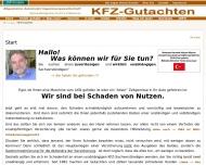 Website AA - Allgemeine Automobil Ingenieurgesellschaft - Dipl.-Ing. Jens-U.H. Schweitzer