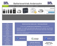 Website Anderssohn