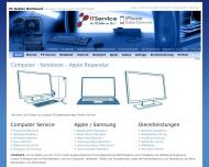 Website Computer Reparatur Dortmund