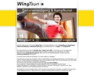 Bild Wing Tsun - effektive Selbstverteidigung, Kampfkunst