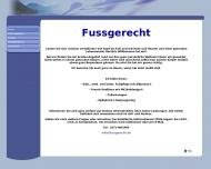 Bild Fussgerecht - Studio für Fußpflege und Frenchpediküre