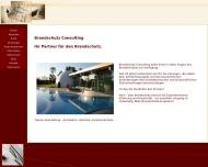 Bild Webseite Brandschutz Consulting Dipl.-Ing. Rainer Sonntag München
