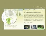 Bild Webseite RaumHarmonie Eschenburg
