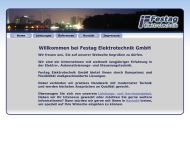 Website Festag Elektrotechnik