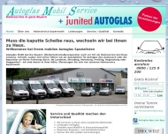 Website Autoglas-Mobil-Service